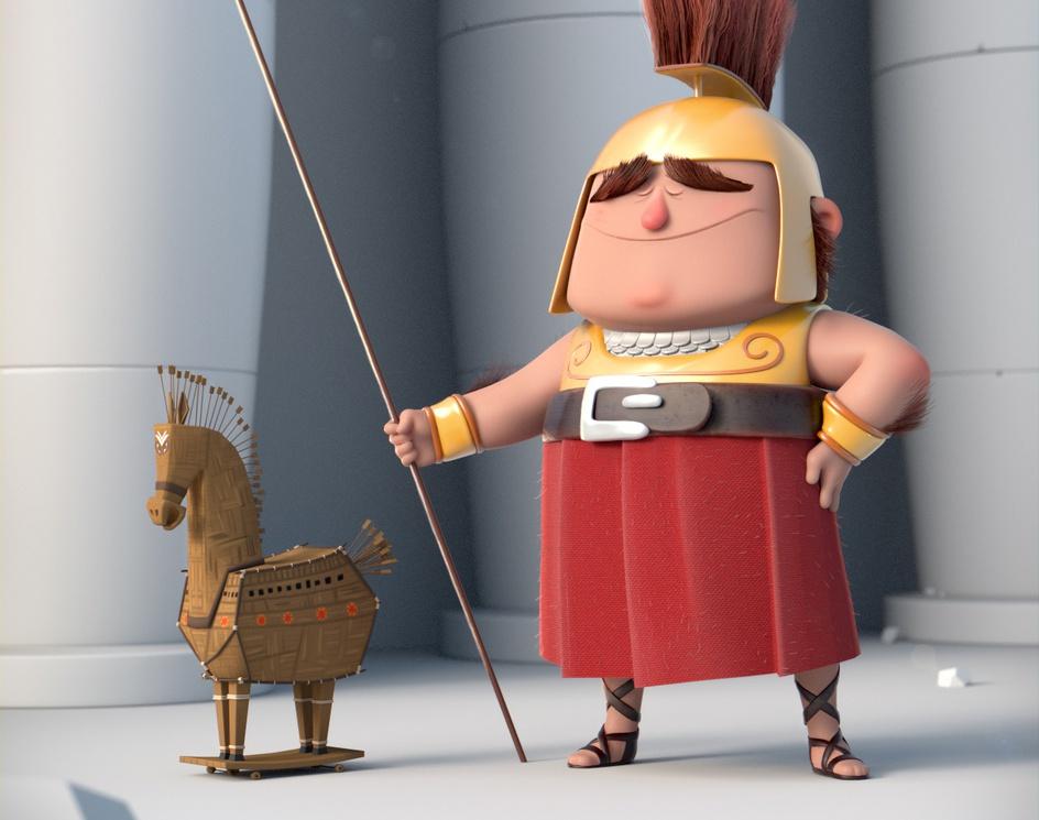 Trojanby Arizaga