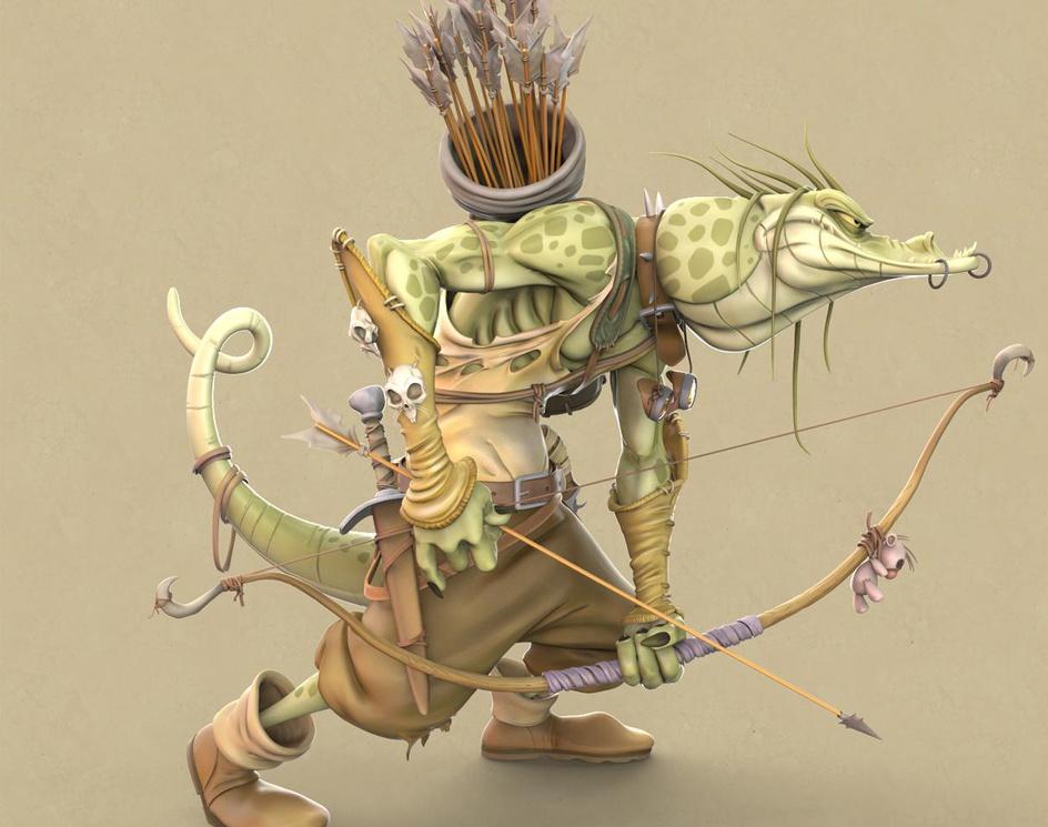 Lizardby Arkenn7