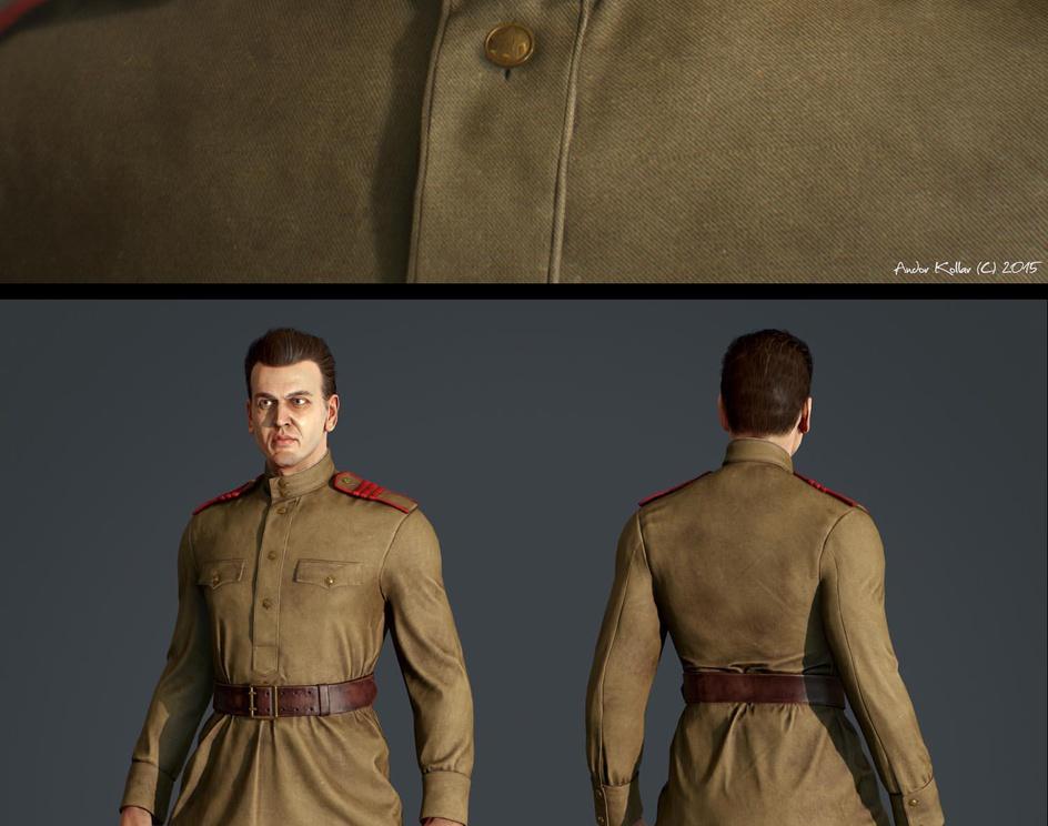 Sergeant Kuklovby artofillusionist