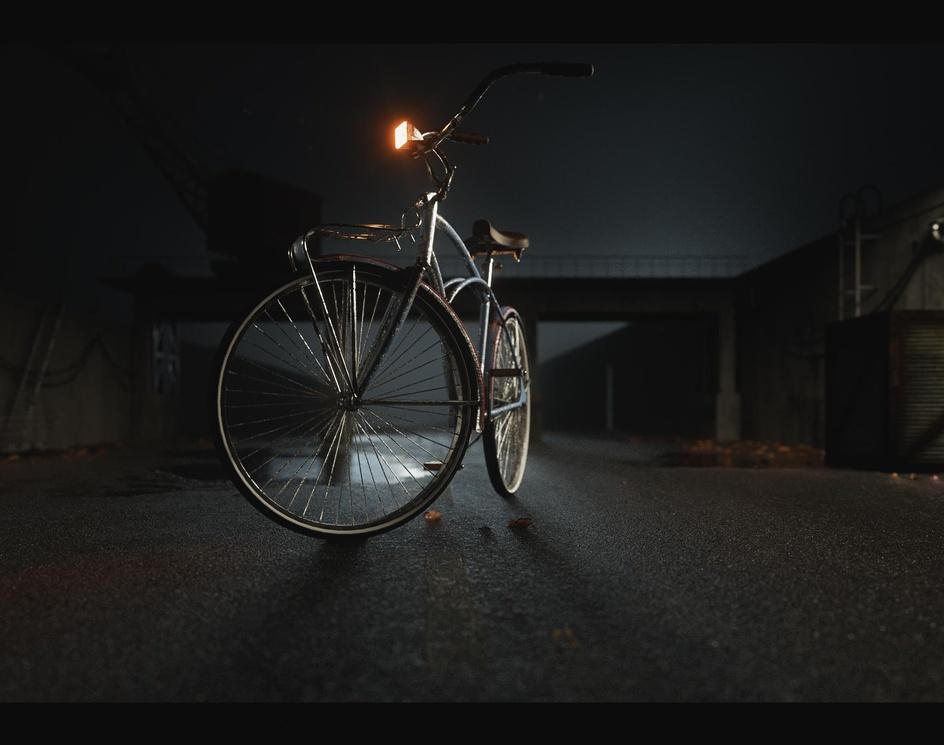 Bicycleby mohamadreza_razii