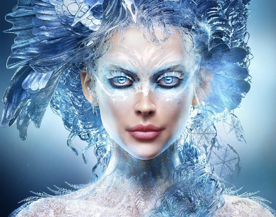 Ice Princessby Jiri Adamec