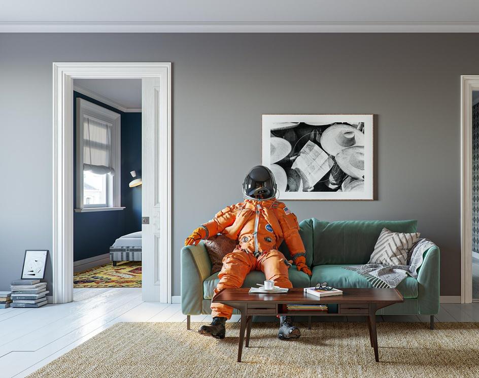 Everyday Astronautby Visual