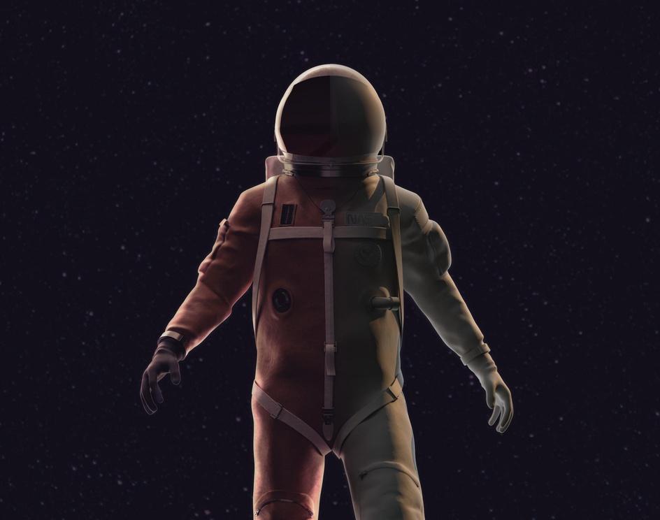 Astronautby Art of Mighty