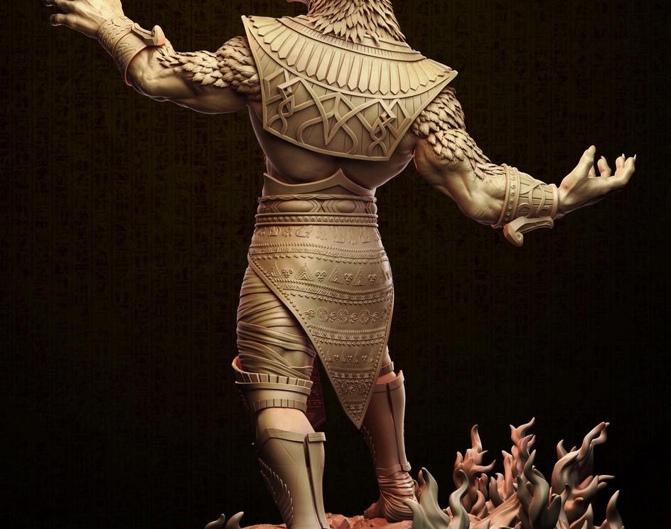 RA (Sun God)by sujeet