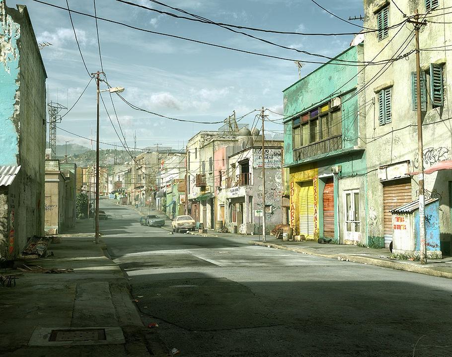 Suburbs of Mexico Cityby bakho