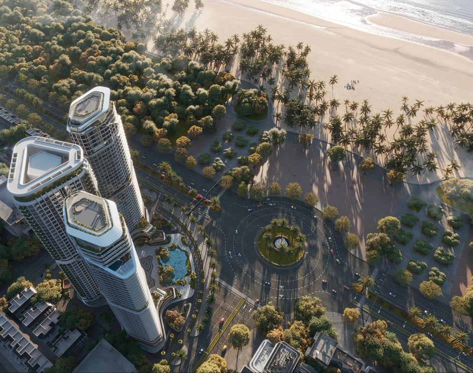 Bao Ninh Buildingby vicnguyendesign
