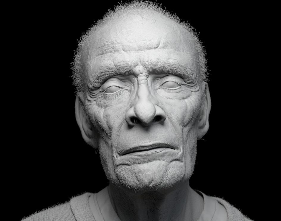 Old manby Alan Prado