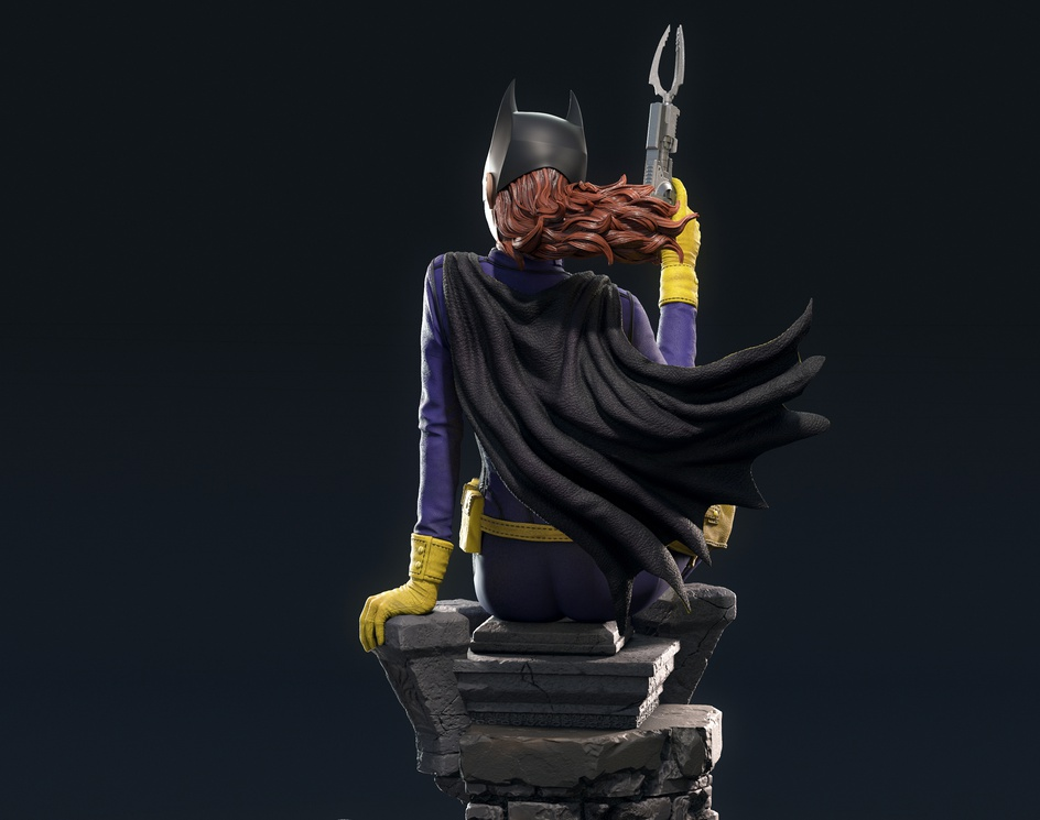 Batgirl - Fan artby Luan Mascarenhas