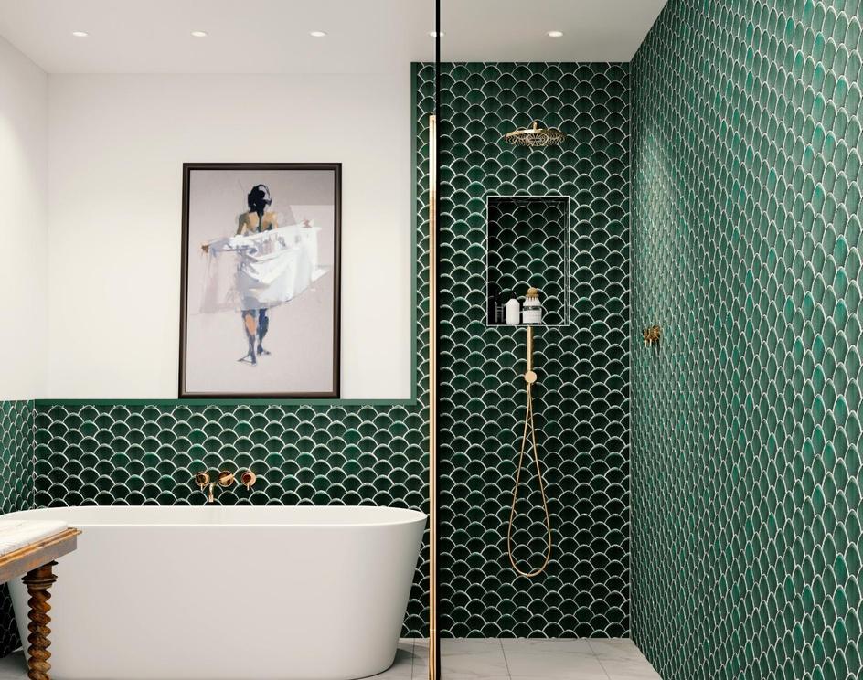 Modern Bathroomby Amir Varasteh