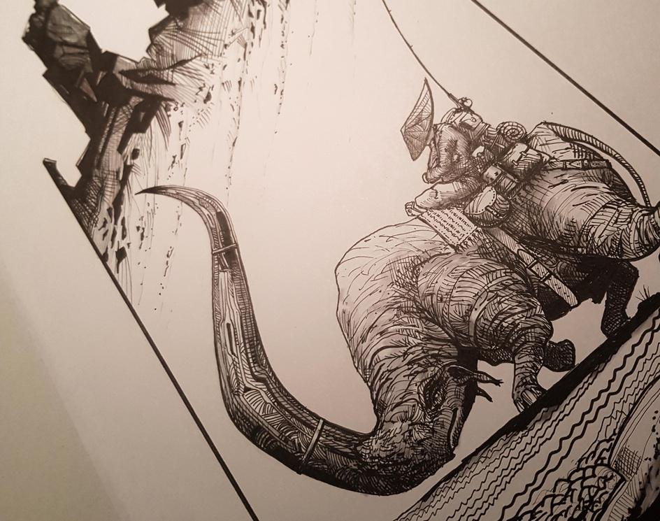 Beast of Burdenby Ricky Westwood