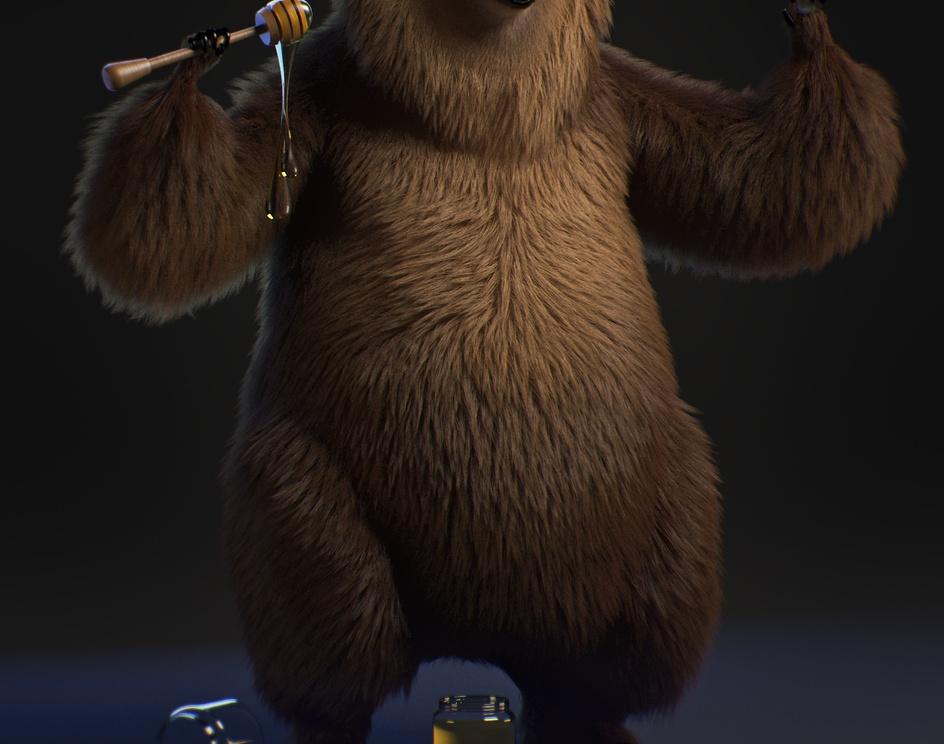 The Bearby Fellipe Beckman