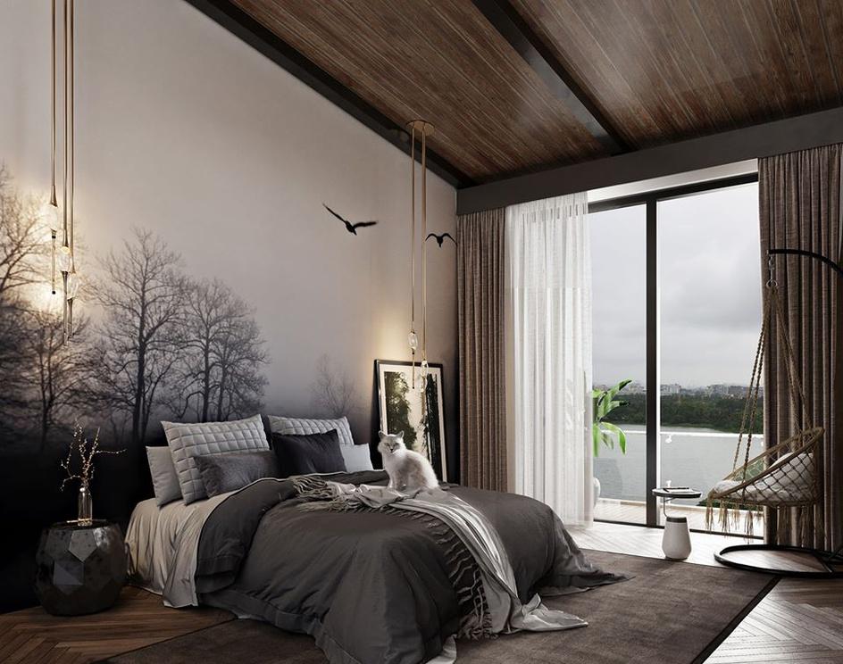 Bedroom Designby MGFX World