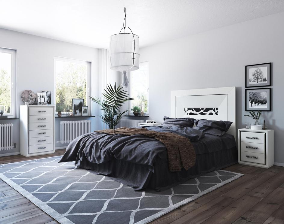 Scandinavian Bedroomby CAVstudio
