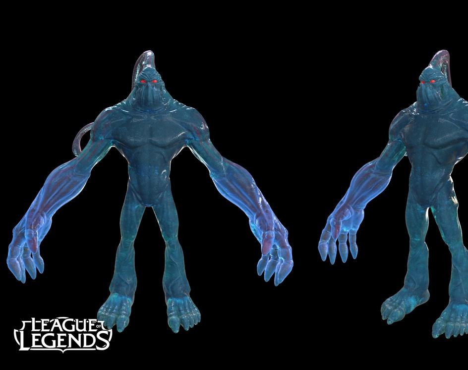 Beemo - League of Legends Fan Artby lokil