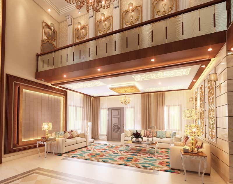 Living Room 3D Interior Designby stevegeorge