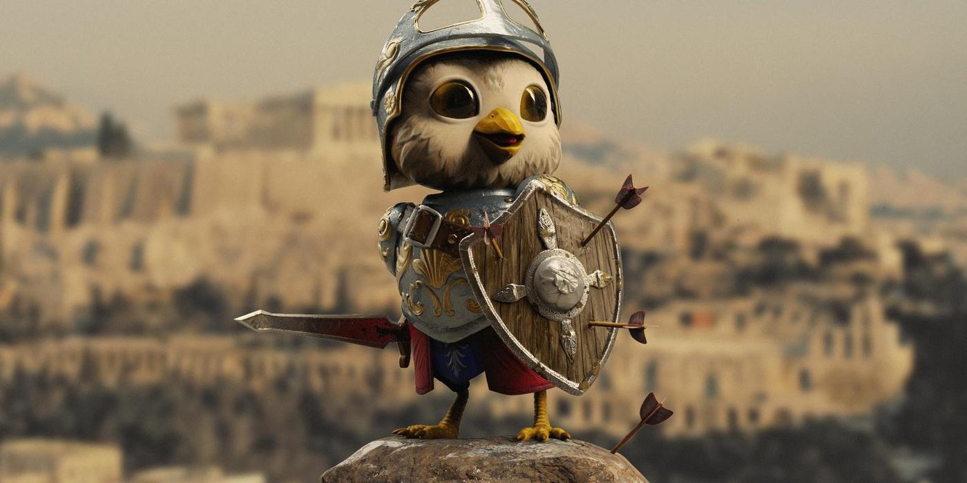 little chick warrior