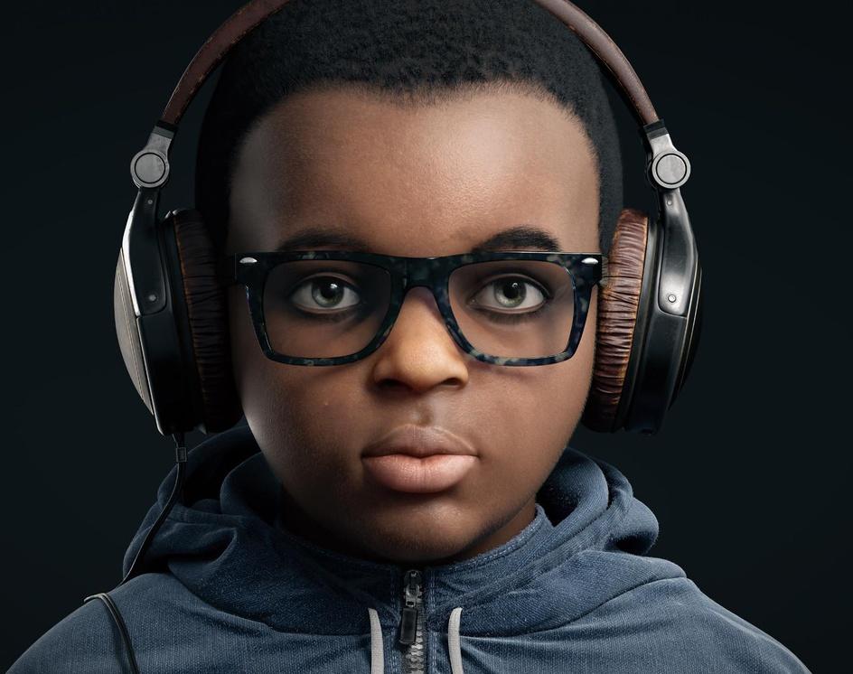 Black Boyby Moises Gomes