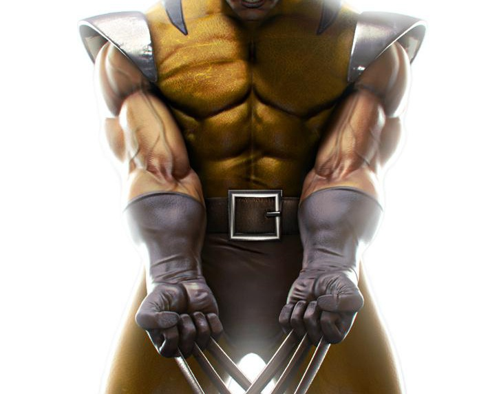 Wolverineby bladeflush