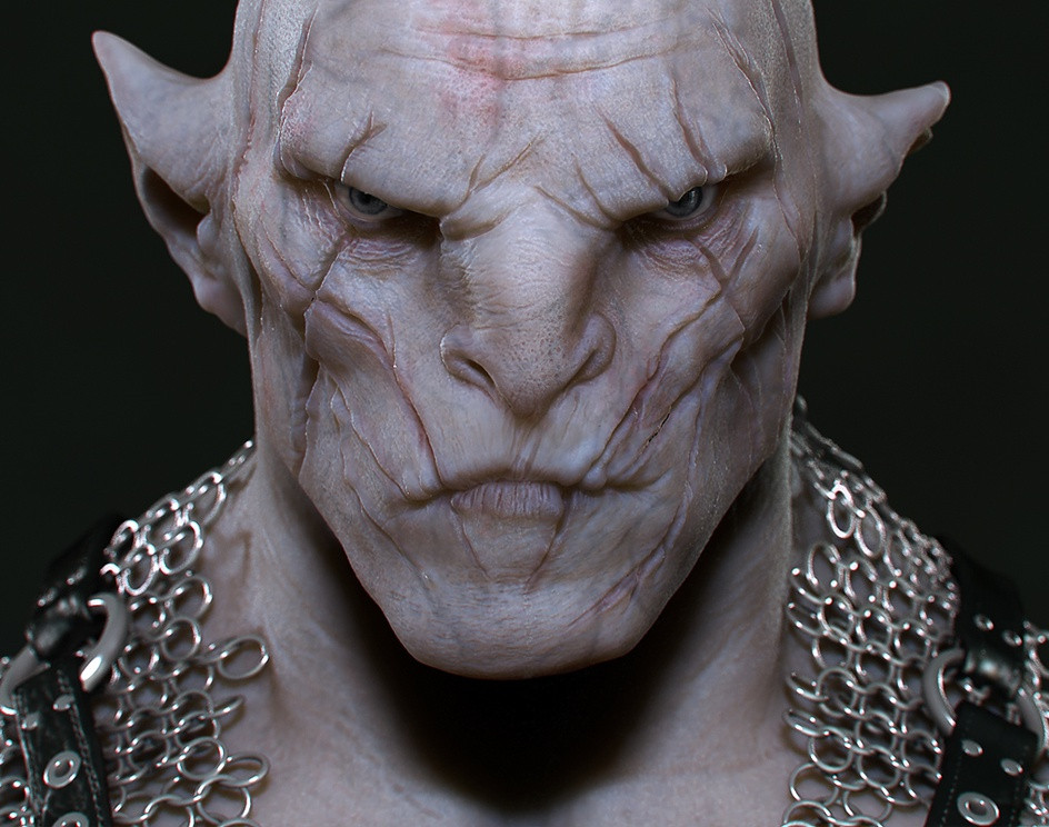 The Pale Orcby bladeflush