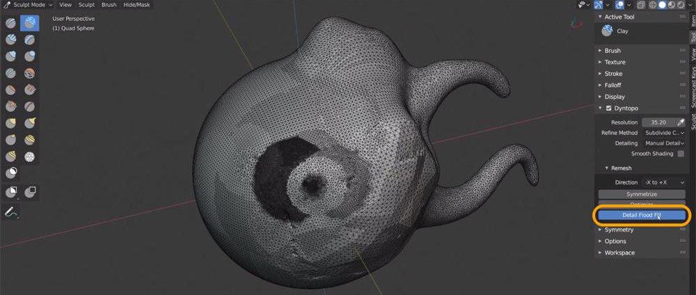 Blender 2 8 Fundamentals - Sculpting · 3dtotal · Learn