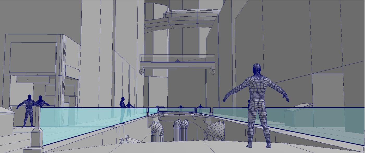 blockout start beginning design 3d modelling sculpting
