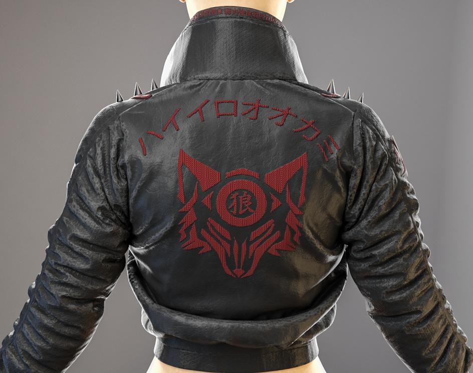 Boomer jacketby farzan panjvini