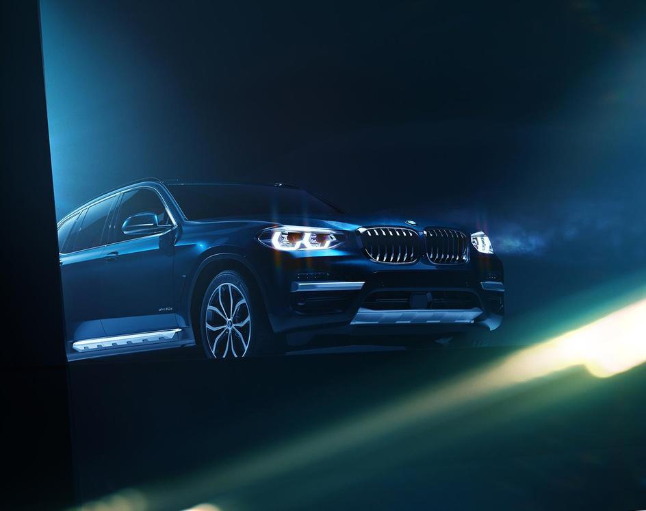 BMW X3 2018 FULL CGIby Aniket Bhatkar
