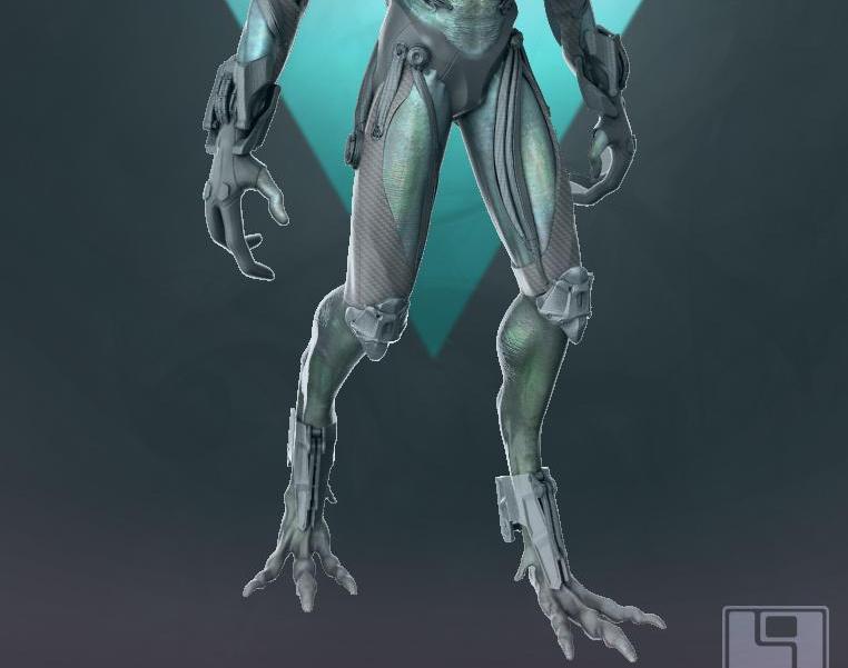 Bug Alien Dudeby Leo Penaranda