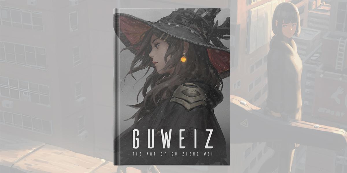guweiz anime inspired illustration art