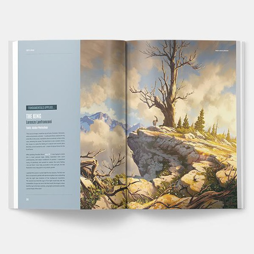 art publishing book
