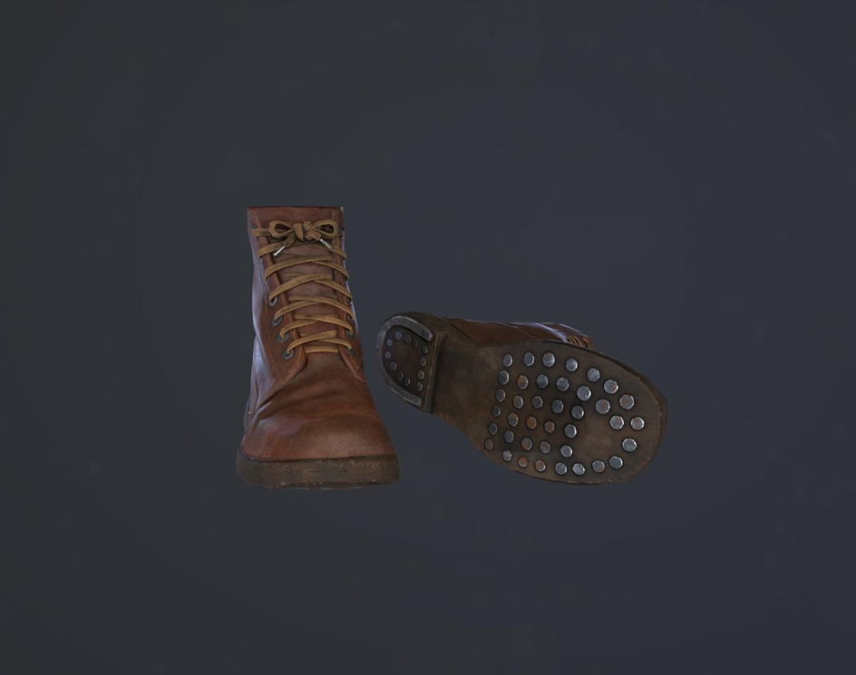 Boots (Almost There)by Almost There