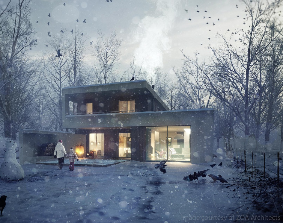 The Unbuilt Houseby boringmike