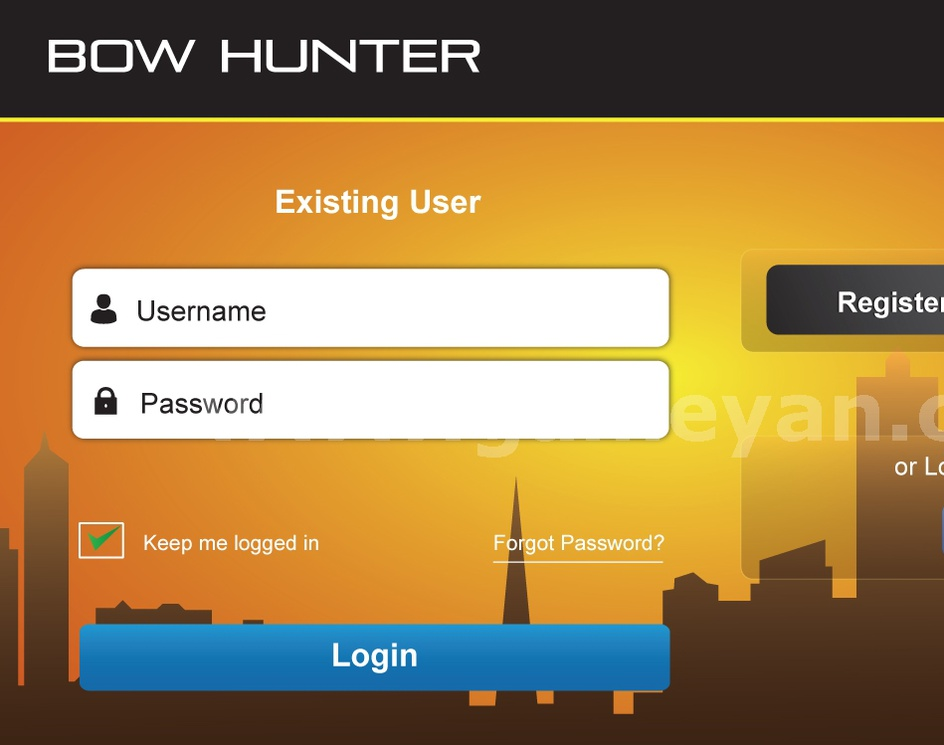 Bow Hunter – 2D multiplayer Game by Film Production Companyby GameYan