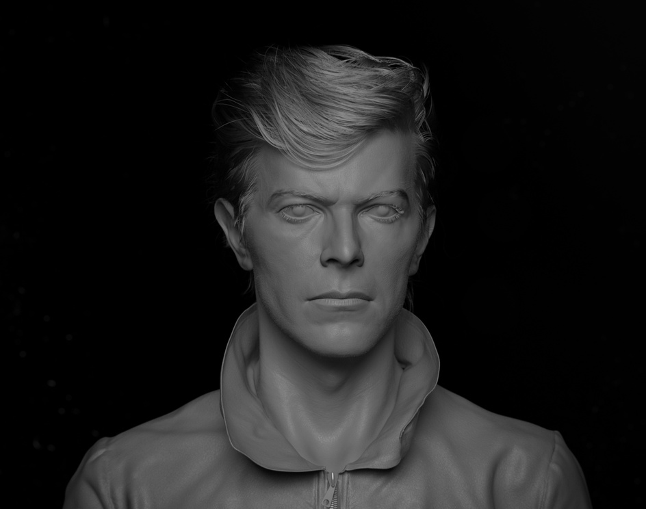 David Bowie (1977)by Hadi Karimi