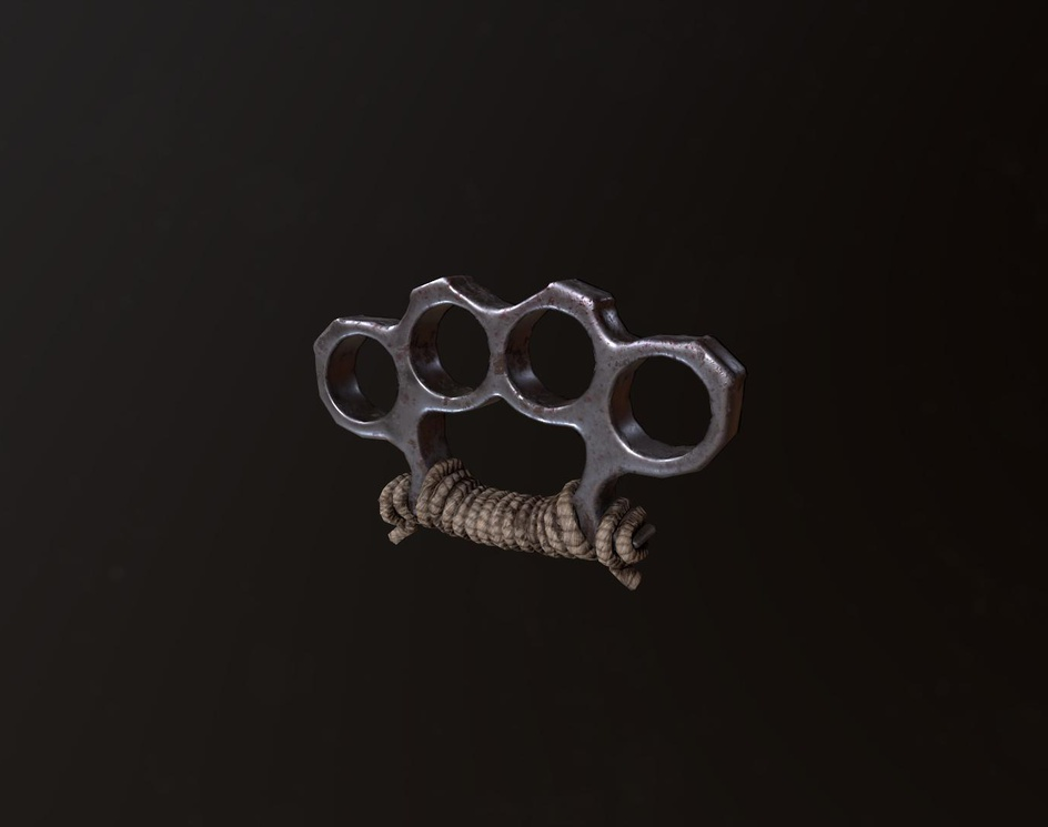 Brass knuckles (Almost There).by Almost There