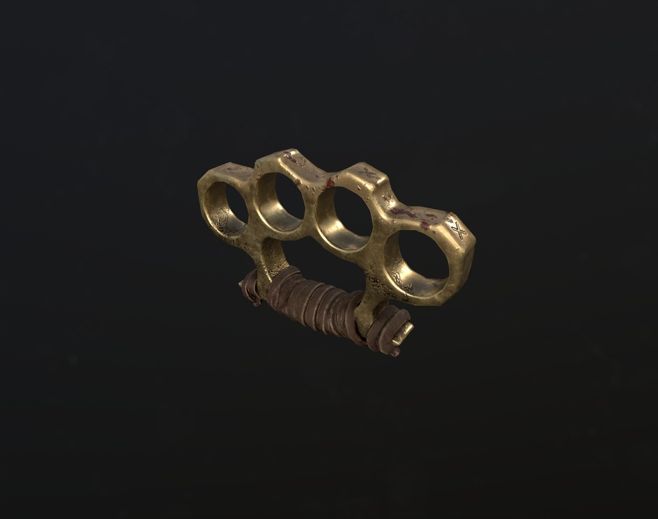 Brass knuckles 2 (Almost There).by Almost There