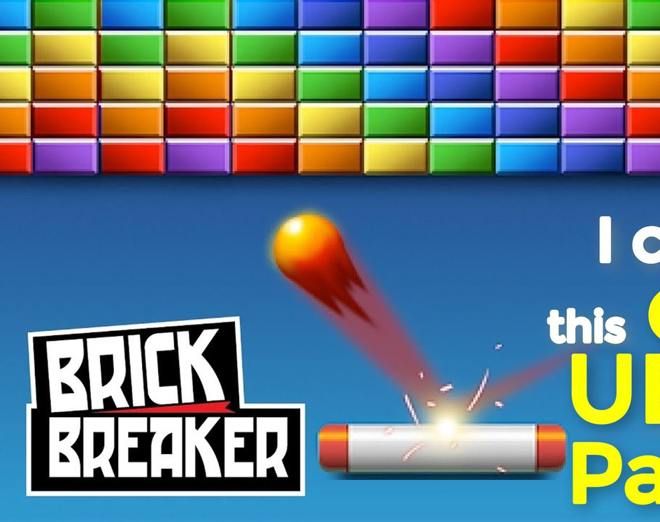 I Created Brick Breaker Game in Unreal Engine 5 for my Patreonby Ashif Ali