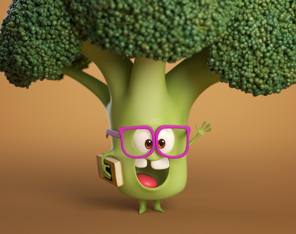 Broc - The Broccoliby Nicolas Morlet