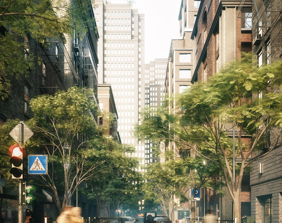 Streets of Brooklynby Nic Nguyen