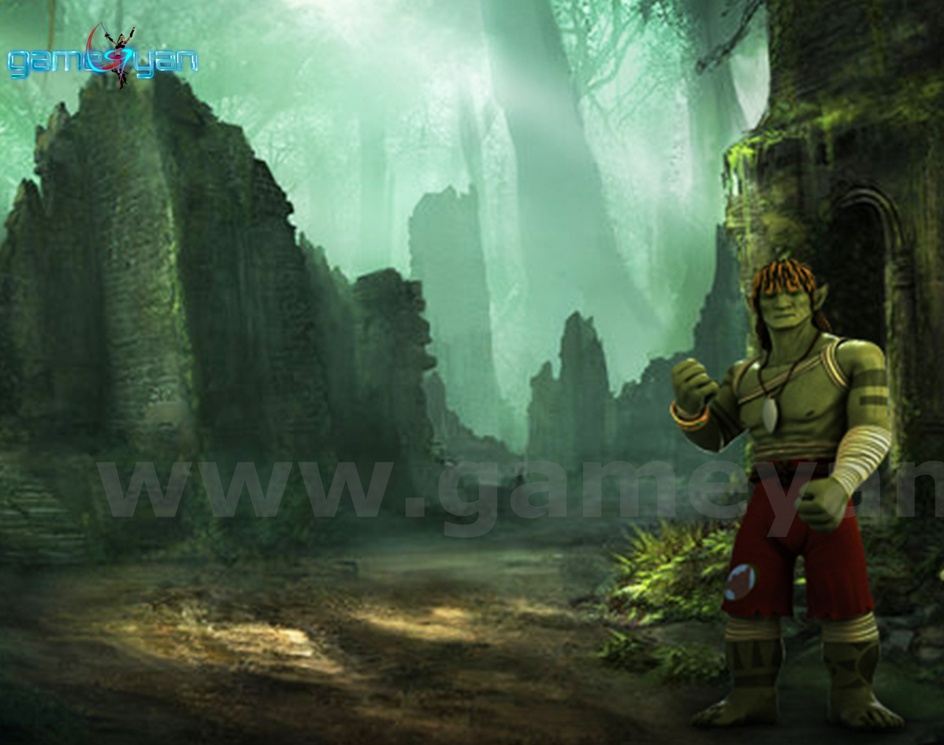 3D – Buddy Warrior Creature Character Animation Modeling Design By Film Production Companyby GameYan