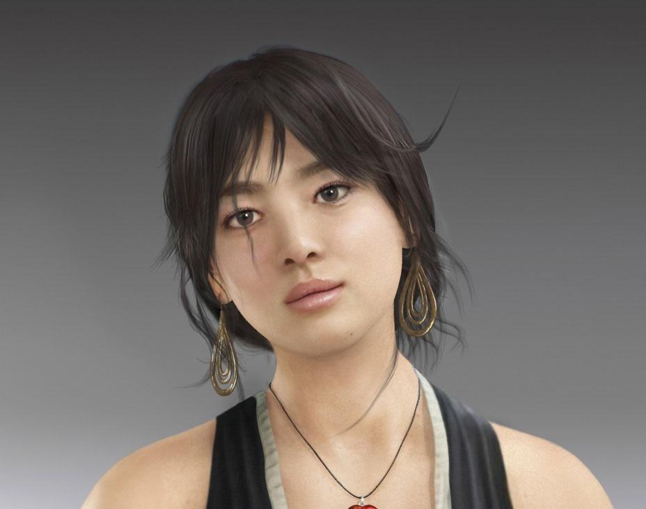 'Korean - Star - Actress'by Bushidou