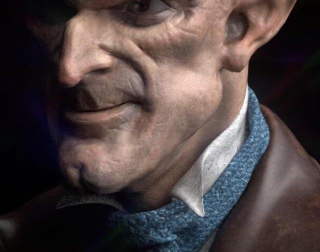 Tío Creepyby Miguel Vivo