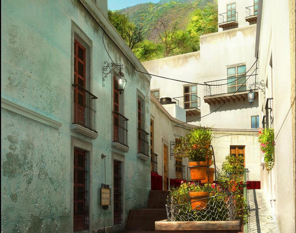 Guanajuato Alley 2019by artecnl