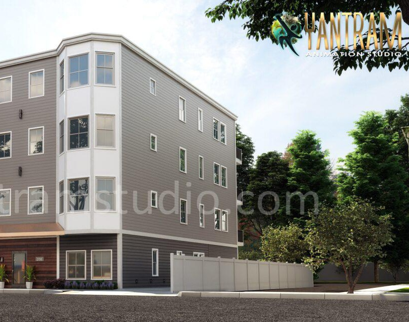 3d virtual walkthrough of Luxurious Apartment by Architectural Design studio San Diego – Californiaby Ruturaj Desai