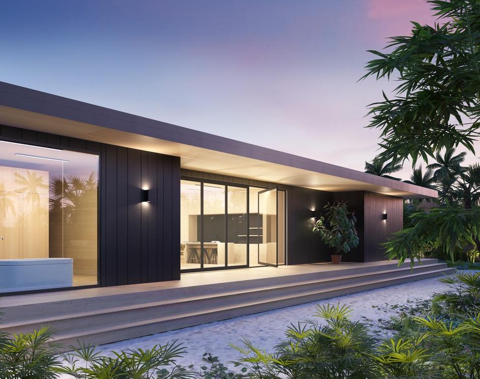 Dream Home in USAby DEER Design