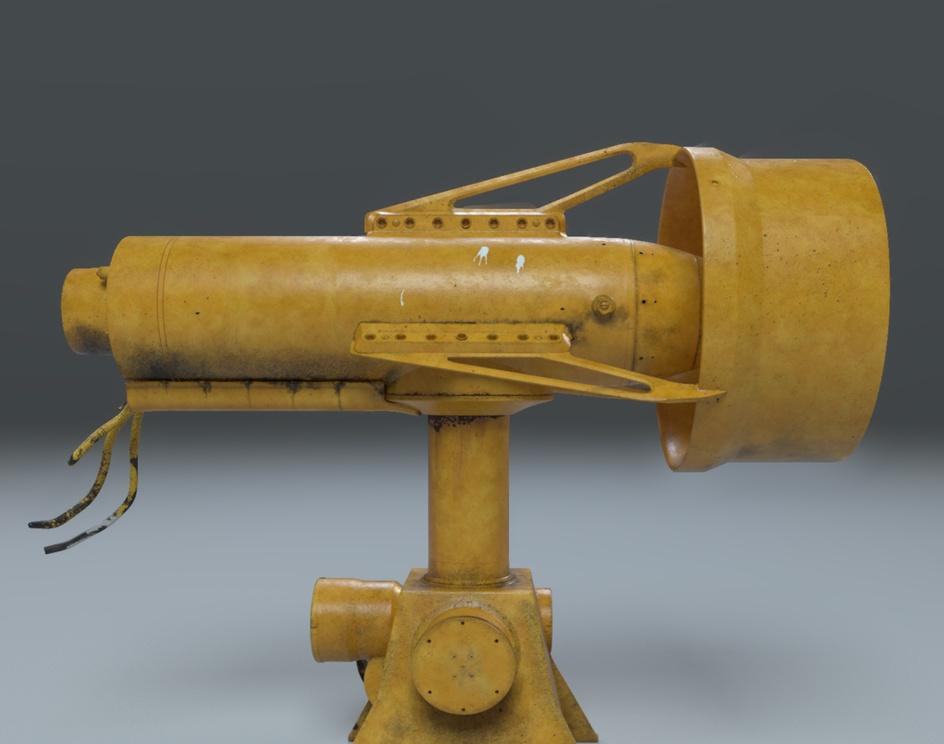 Submarine Engineby Daniel Luna