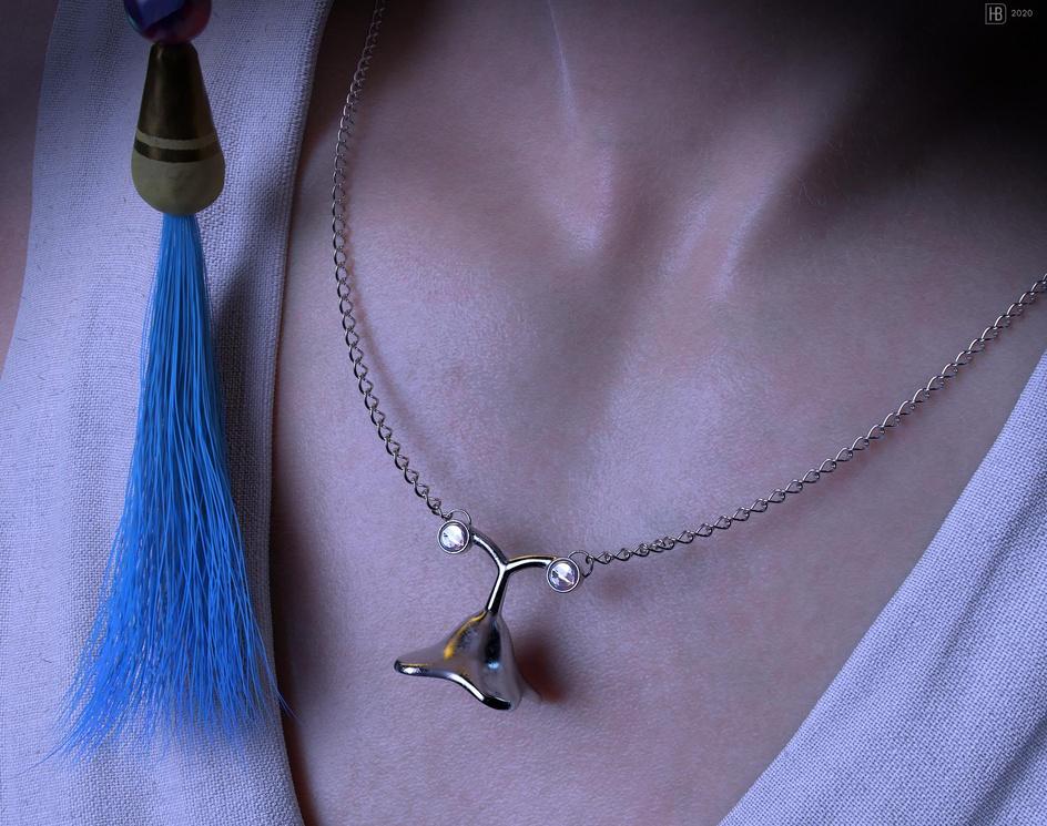 Yuna - Final Fantasy Xby Haroldo Braga