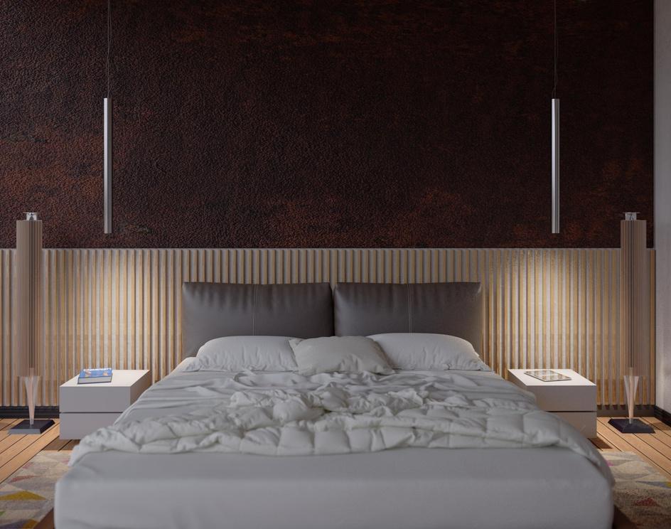 koko lamp in bedroomby markonius