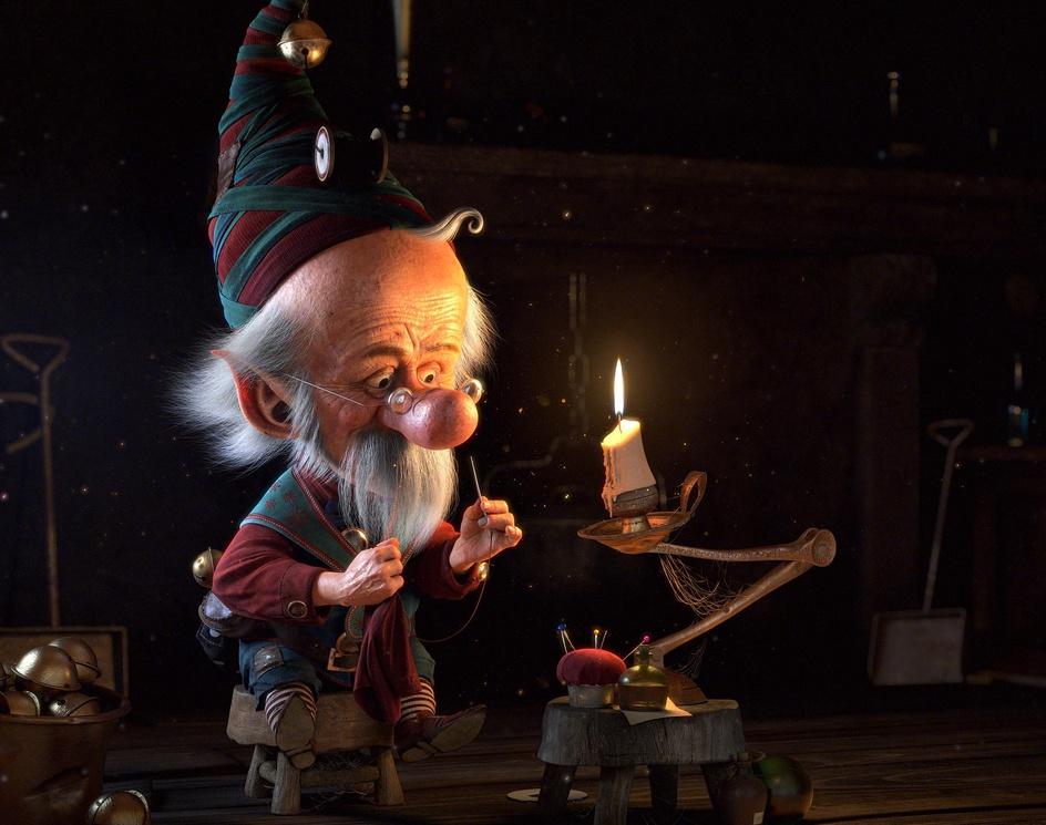 The Little Christmas Elfby camilor