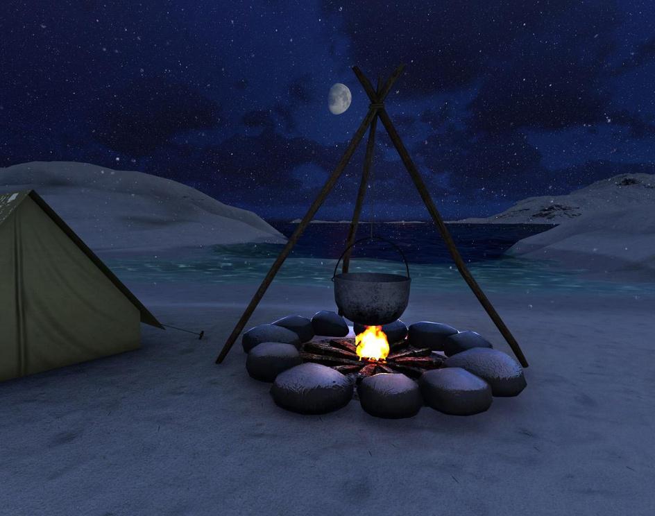 Campfireby animatedheaven